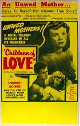 image of Children of Love movie poster