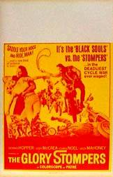 image of The Glory Stompers movie poster