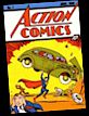 image of the first issue of Action Comics